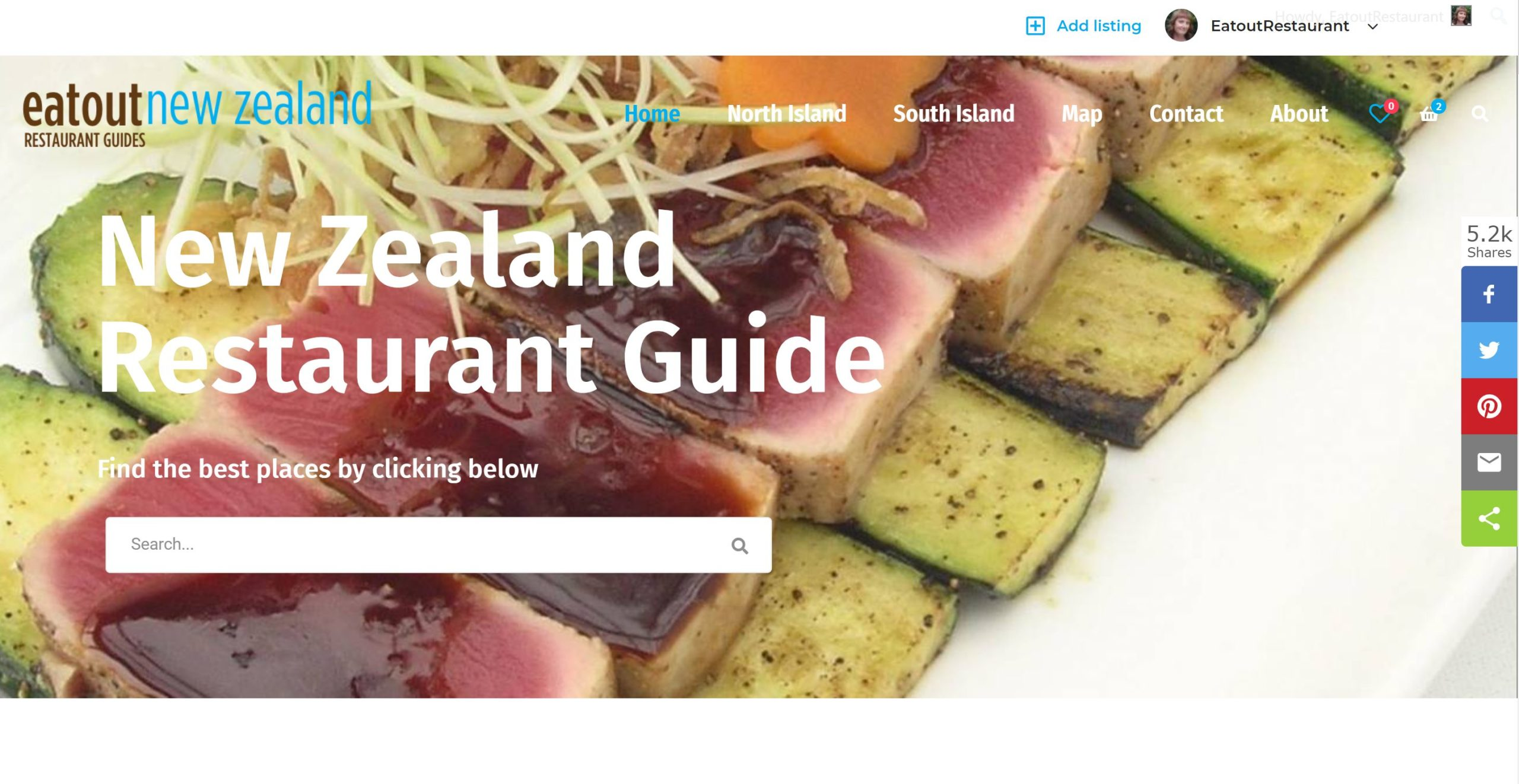 Eatout Restaurant Guide