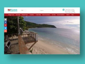 Hot Fiji Deals - header