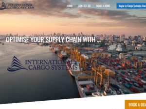 Home page Cargo Systems Live