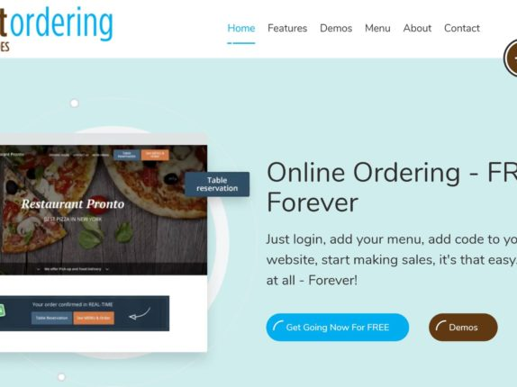 Eatout ordering